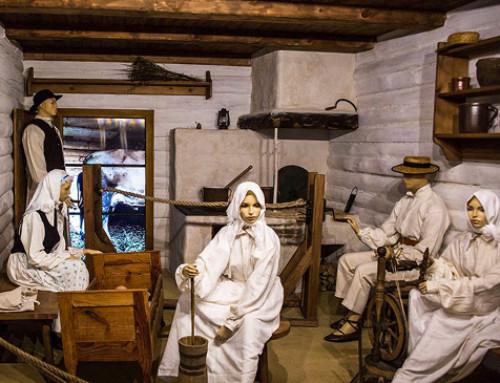 Aranżacja ekspozycji, scenariusz wystawy i dokumentacja przetargowa w Besku